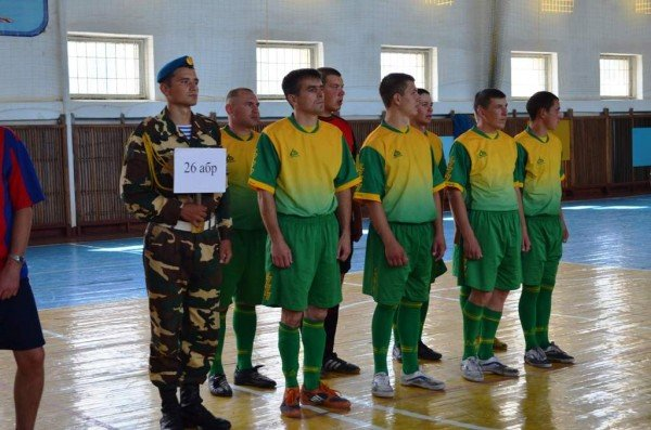 Бердичівські «каноніри» стали переможцями турніру серед військових, фото-1