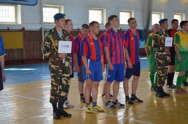 Бердичівські «каноніри» стали переможцями турніру серед військових, фото-3
