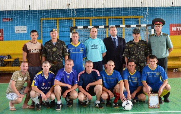 Бердичівські «каноніри» стали переможцями турніру серед військових, фото-10