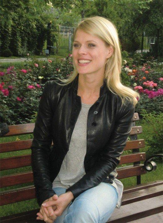 Телеведущая Ольга Фреймут: «Я не знаю, любят ли меня еще где-то так сильно, как в Бердянске» (ФОТО), фото-1