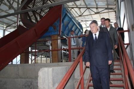 На Тернопільщині нарешті запрацював сміттєпереробно-сортувальний комплекс (фото), фото-1