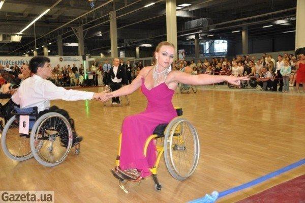 У Рівному танго на візках виграли чемпіони світу (ФОТО), фото-10