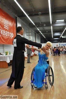 У Рівному танго на візках виграли чемпіони світу (ФОТО), фото-11