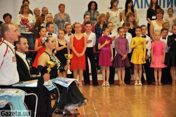 У Рівному танго на візках виграли чемпіони світу (ФОТО), фото-12