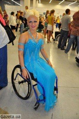 У Рівному танго на візках виграли чемпіони світу (ФОТО), фото-2