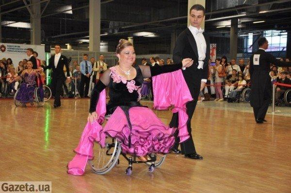 У Рівному танго на візках виграли чемпіони світу (ФОТО), фото-5