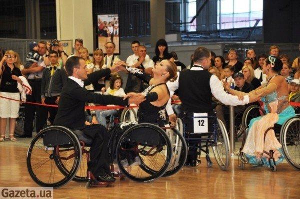 У Рівному танго на візках виграли чемпіони світу (ФОТО), фото-7