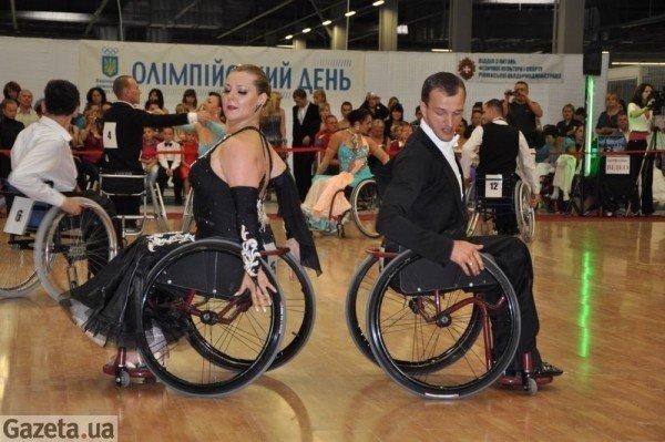 У Рівному танго на візках виграли чемпіони світу (ФОТО), фото-8