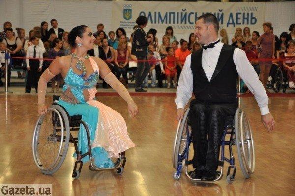 У Рівному танго на візках виграли чемпіони світу (ФОТО), фото-9