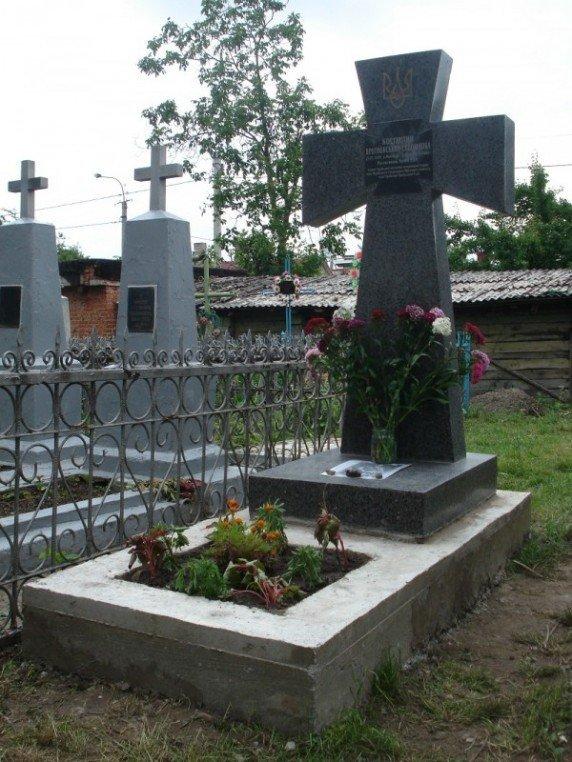 У Рівному на могилі полковника Армії УНР встановили пам'ятник (ФОТО), фото-2