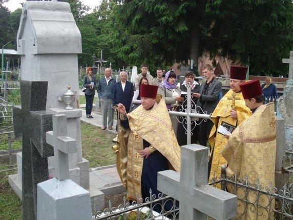 У Рівному на могилі полковника Армії УНР встановили пам'ятник (ФОТО), фото-3