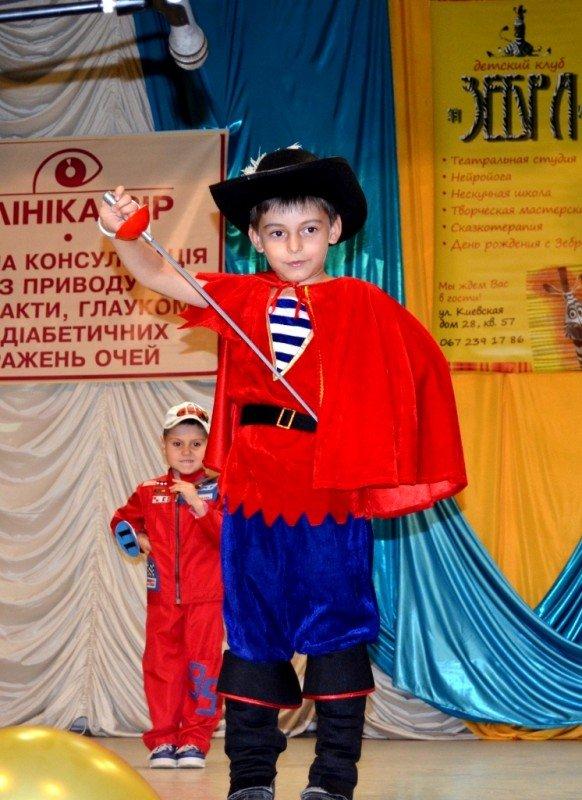 У Житомирі відбулся конкурс краси та талантів «Міні-міс Перлинка та Міні-містер Діамантик – 2012», фото-8