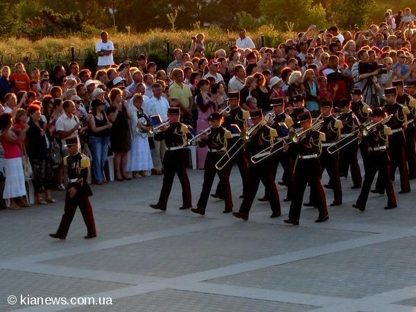 В Севастополе завершился фестиваль военных оркестров (ФОТО), фото-10
