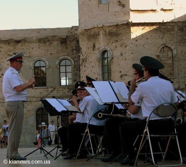 В Севастополе завершился фестиваль военных оркестров (ФОТО), фото-1