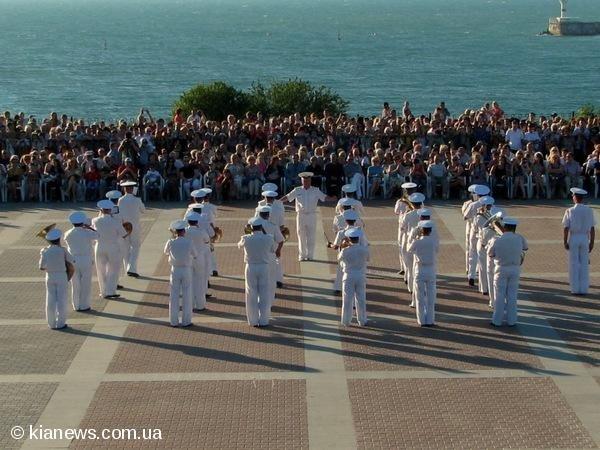 В Севастополе завершился фестиваль военных оркестров (ФОТО), фото-5