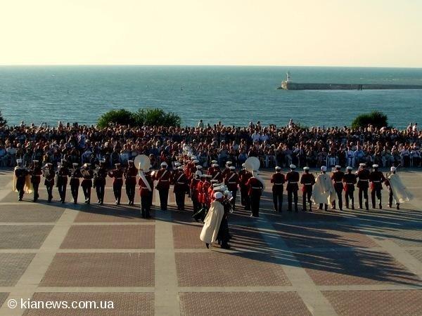 В Севастополе завершился фестиваль военных оркестров (ФОТО), фото-8