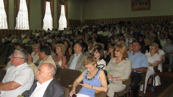 У ТНТУ переобрали ректора (фото), фото-2