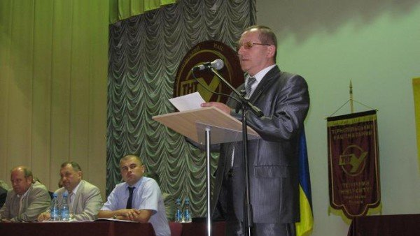У ТНТУ переобрали ректора (фото), фото-3
