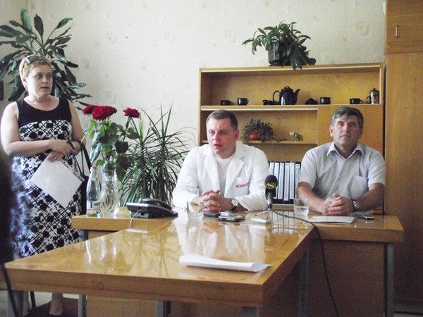 В городской больнице №1 первые четыре месяца реформирования прошли успешно, фото-1