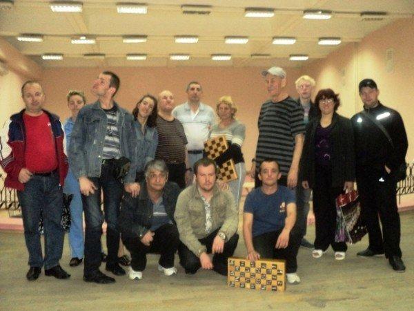 Артемовские спортсменки - лучшие в шашках, фото-1