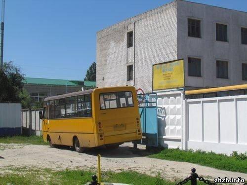 В Житомире скандалят водители маршруток №3 и их руководство  (ФОТО), фото-1