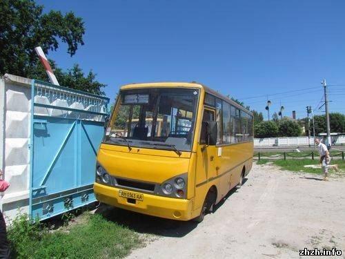 В Житомире скандалят водители маршруток №3 и их руководство  (ФОТО), фото-2