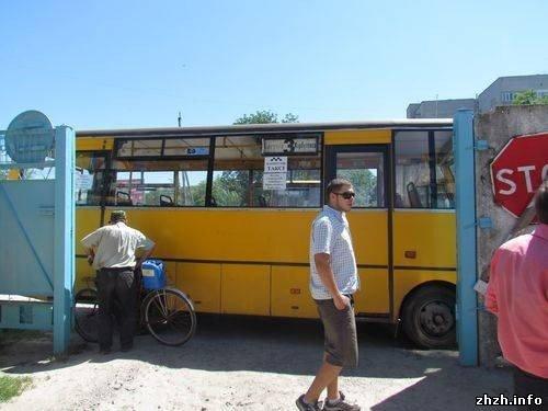 В Житомире скандалят водители маршруток №3 и их руководство  (ФОТО), фото-3