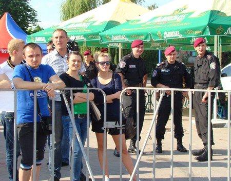 У Житомирі упродовж останнього часу відбулося зменшення кількості вуличних злочинів, фото-1