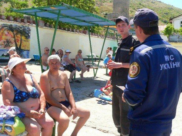 МЧСники просят севастопольцев не выпивать на пляжах (ФОТО), фото-2
