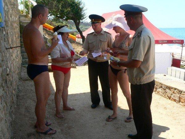 МЧСники просят севастопольцев не выпивать на пляжах (ФОТО), фото-3