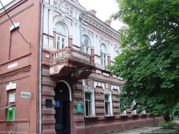 Донецкая область определилась со своими лучшими историко-архитектурными объектами. В Артемовске отметили банк, фото-2