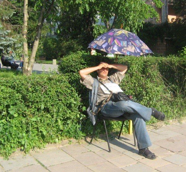Спекотні дні літа у Тернополі (ФОТОШТРИХ), фото-3