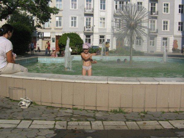 Спекотні дні літа у Тернополі (ФОТОШТРИХ), фото-10