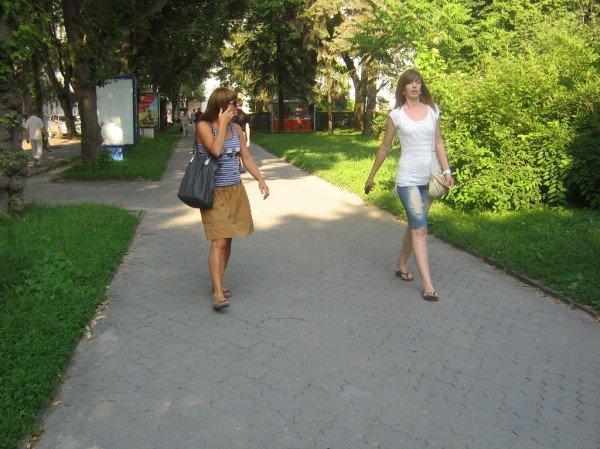 Спекотні дні літа у Тернополі (ФОТОШТРИХ), фото-6