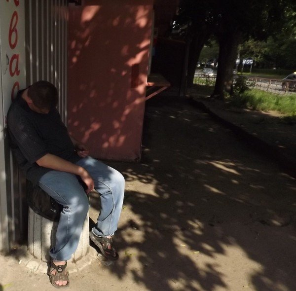 Спекотні дні літа у Тернополі (ФОТОШТРИХ), фото-1