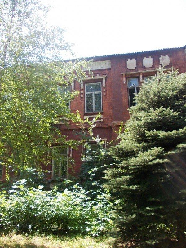 Артемовску не отдают старинное здание в центральном парке, фото-2