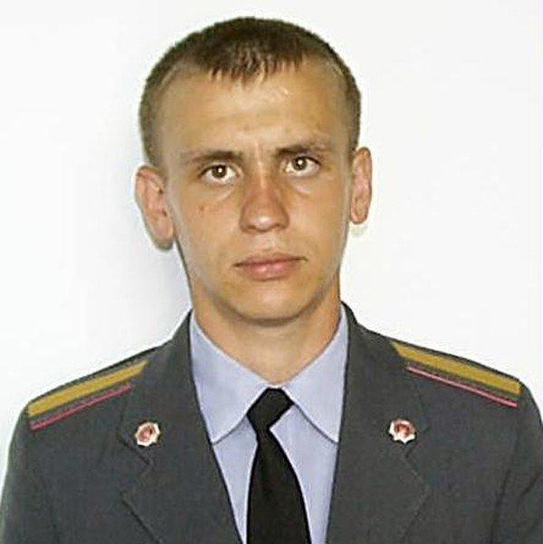 Работники горловской линейной милиции вспомнили о жертвах войны и погибшем сослуживце, фото-5