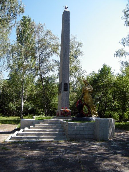 В Горловке прошёл час памяти по жертвам войны, фото-1