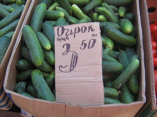 """Ціні на ринку Тернополя """"кусаються"""": 1 кг кавуна - 8 гривень (ФОТО), фото-2"""