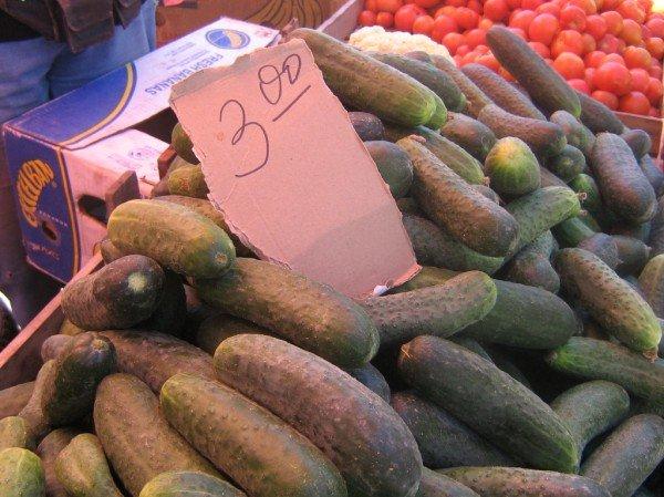 """Ціні на ринку Тернополя """"кусаються"""": 1 кг кавуна - 8 гривень (ФОТО), фото-6"""