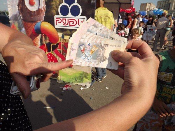 У Тернополі ввели в обіг нову грошову одиницю на святі морозива (ФОТО), фото-8