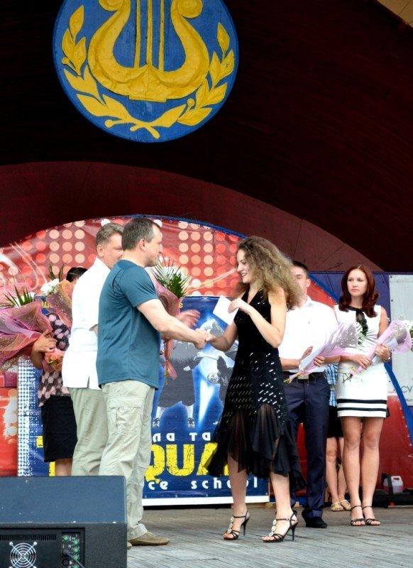 Житомирський голова Володимир Дебой відзначив кращих студентів стипендіями (ФОТО), фото-4