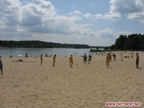 В Житомире прошел турнир по пляжному волейболу и футболу (ФОТО), фото-4