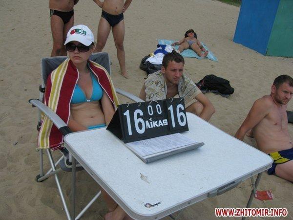 В Житомире прошел турнир по пляжному волейболу и футболу (ФОТО), фото-6