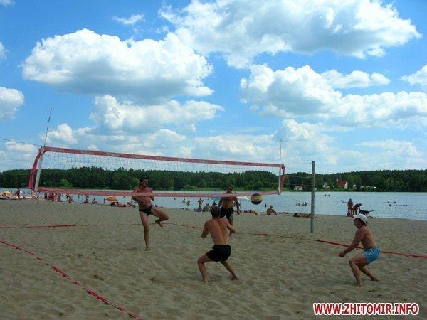 В Житомире прошел турнир по пляжному волейболу и футболу (ФОТО), фото-7