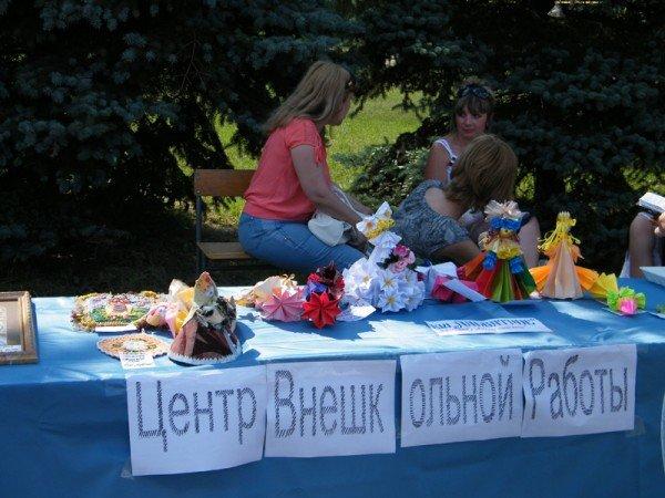 Вчера в Горловке отпраздновали Международный день молодёжи, фото-7