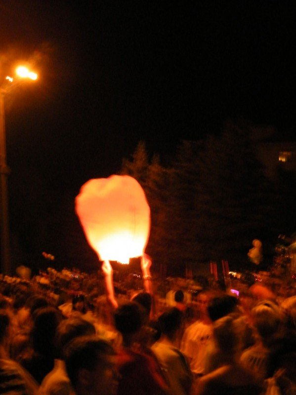Вчера в Горловке отпраздновали Международный день молодёжи, фото-10