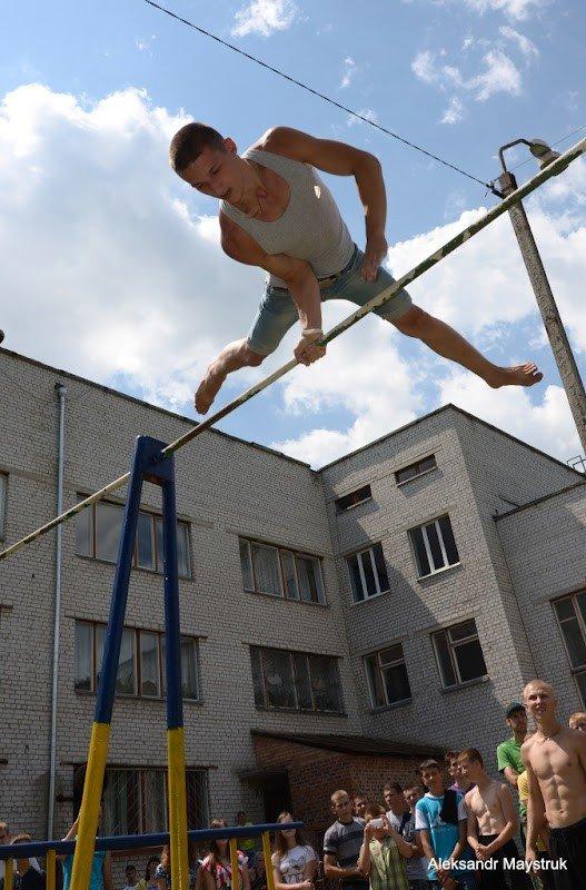 У Житомирі проведено змагання з Street Workout, фото-2