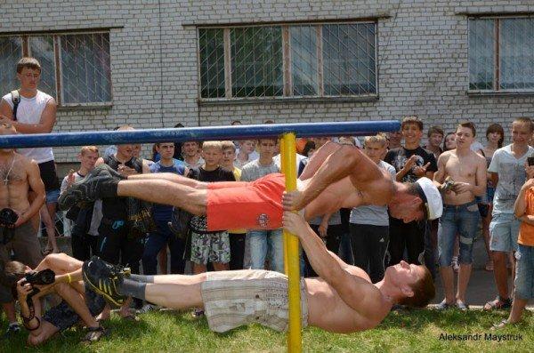 У Житомирі проведено змагання з Street Workout, фото-3