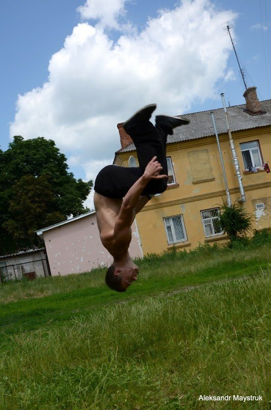 У Житомирі проведено змагання з Street Workout, фото-5